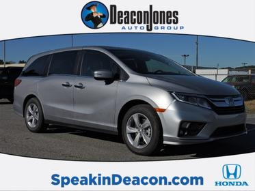 2018 Honda Odyssey EX-L Goldsboro NC