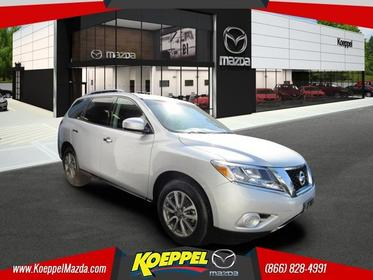 2013 Nissan Pathfinder SV Jackson Heights New York