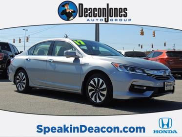 2017 Honda Accord Hybrid SEDAN 4dr Car Goldsboro NC