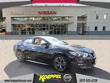 2017 Nissan Maxima SV LIMITED LEATHER NAV CAMERA PANORAMIC ROOF SPORT Jackson Heights New York