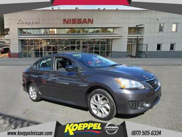 2014 Nissan Sentra S Jackson Heights New York