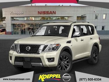 2017 Nissan Armada PLATINUM Jackson Heights New York