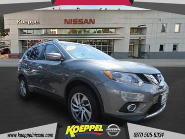 2014 Nissan Rogue SL AWD PANORAMIC MOONROOF NAVIGATION SYSTEM LEATHE Jackson Heights New York