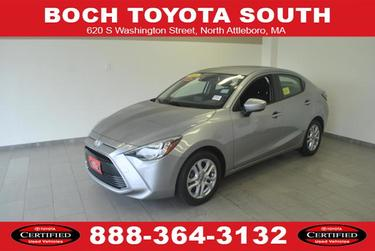 2016 Scion iA 4DR SDN AUTO (NATL) North Attleboro MA