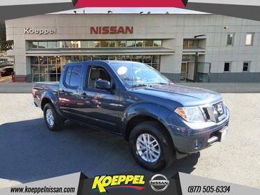 2017 Nissan Frontier SV Jackson Heights New York