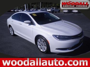 2015 Chrysler 200 LIMITED Danville VA