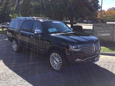 2017 Lincoln Navigator L RESERVE Cary NC