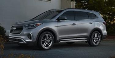 2018 Hyundai Santa Fe LIMITED ULTIMATE Sport Utility Winston-Salem NC