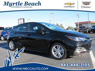 2017 Chevrolet Cruze LT AUTO LT Auto 4dr Hatchback Myrtle Beach SC
