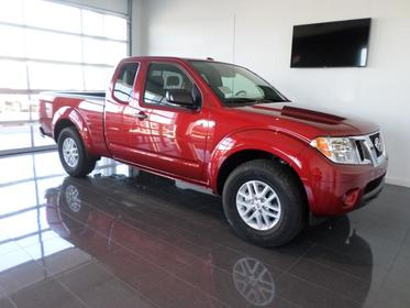 2018 Nissan Frontier KING CAB 4X2 SV V6 AUTO  NC