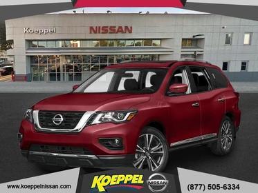 2017 Nissan Pathfinder S Jackson Heights New York