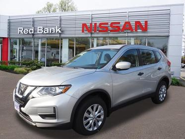 2017 Nissan Rogue S AWD S 4dr Crossover (midyear release) Red Bank NJ