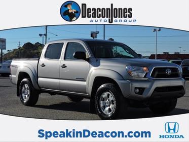 2015 Toyota Tacoma PRERUNNER Clinton NC