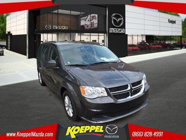 2016 Dodge Grand Caravan SXT POWER SLIDING DOORS Jackson Heights New York