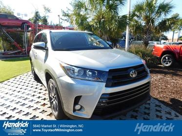 2018 Toyota Highlander SE Wilmington NC