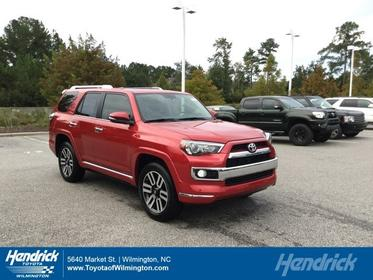2018 Toyota 4Runner LIMITED Wilmington NC