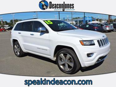 2015 Jeep Grand Cherokee 4WD 4DR OVERLAND Smithfield NC