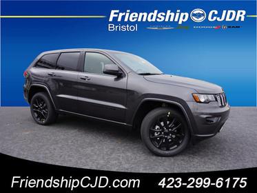 2018 Jeep Grand Cherokee ALTITUDE 4x4 Altitude 4dr SUV Bristol TN