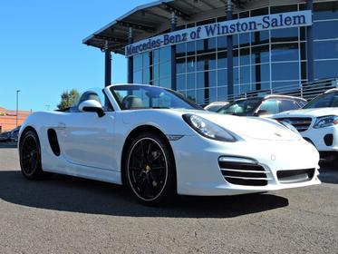 2014 Porsche Boxster  Convertible Winston-Salem NC
