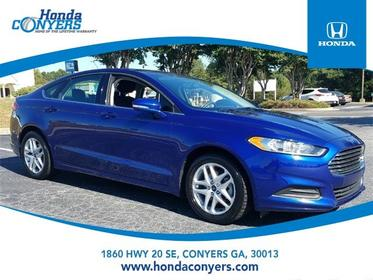 2016 Ford Fusion SE 4dr Car Conyers GA