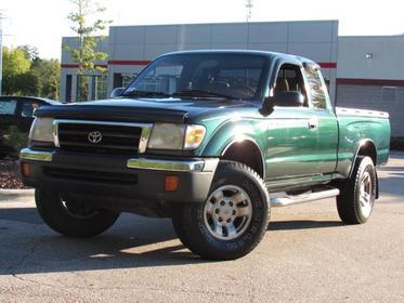 2000 Toyota Tacoma XTRACAB PRERUNNER AUTO Wake Forest NC