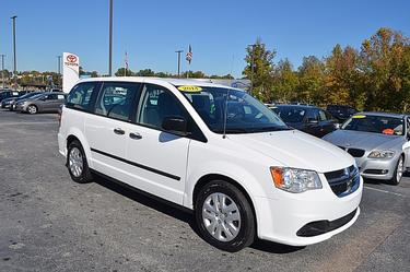 2014 Dodge Grand Caravan AVP/SE Salisbury NC