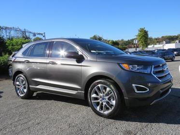2018 Ford Edge TITANIUM Winston-Salem NC