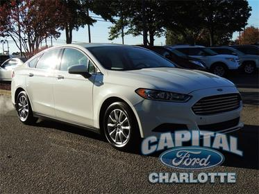 2015 Ford Fusion S Charlotte NC