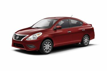 2018 Nissan Versa S PLUS CVT  NC