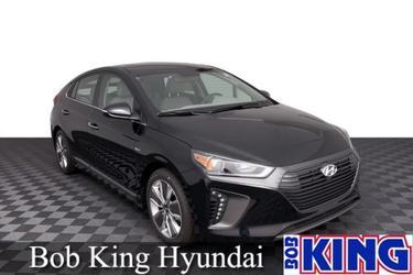 2017 Hyundai Ioniq Hybrid LIMITED Hatchback Winston-Salem NC