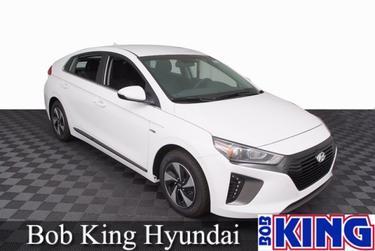 2017 Hyundai Ioniq Hybrid SEL Hatchback Winston-Salem NC