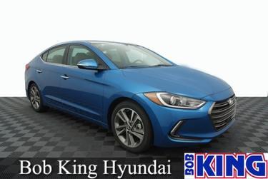 2017 Hyundai Elantra LIMITED 4dr Car Winston-Salem NC