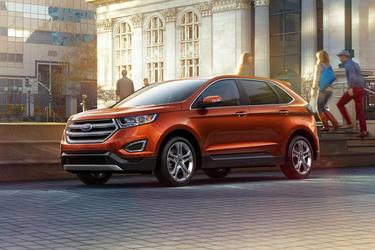 2017 Ford Edge SE Winston-Salem NC