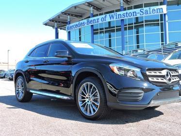 2018 Mercedes-Benz GLA GLA 250 Sport Utility Winston-Salem NC