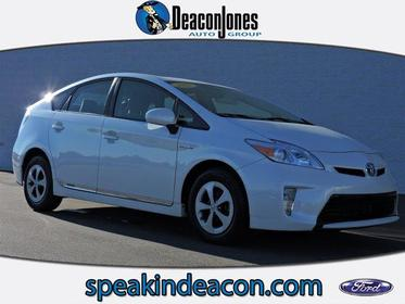 2012 Toyota Prius 5DR HB TWO Greenville NC
