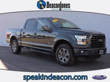 "2016 Ford F-150 4WD SUPERCREW 145"" XLT Greenville NC"