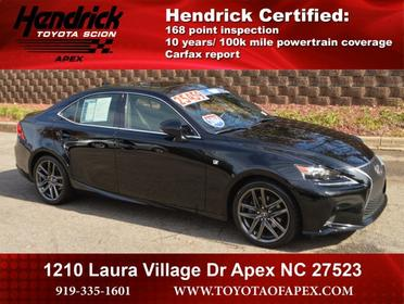 2014 Lexus IS 250 250 Apex NC