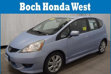 2010 Honda Fit 5DR HB AUTO SPORT Westford MA