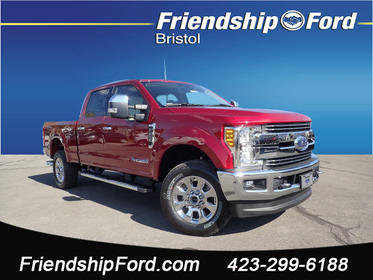 2017 Ford F-250 Super Duty LARIAT 4x4 Lariat 4dr Crew Cab 6.8 ft. SB Pickup Bristol TN