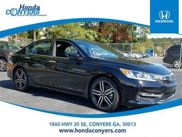 2017 Honda Accord Sedan SPORT SE 4dr Car Conyers GA