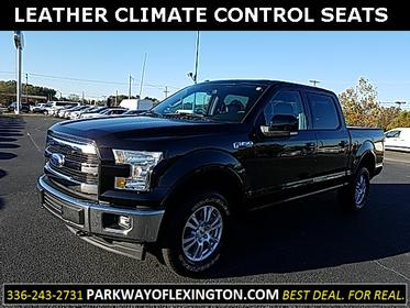 2017 Ford F-150 LARIAT Lexington NC