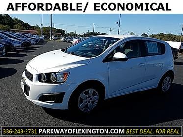 2014 Chevrolet Sonic LS Lexington NC