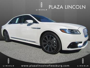 2017 Lincoln Continental RESERVE 4dr Car Leesburg Florida