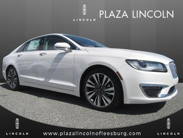 2017 Lincoln MKZ SELECT 4dr Car Leesburg Florida
