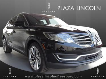 2017 Lincoln MKX RESERVE Sport Utility Leesburg Florida
