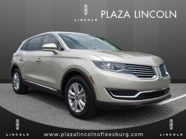 2017 Lincoln MKX SELECT Sport Utility Leesburg Florida