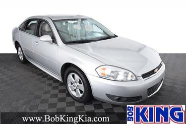 2011 Chevrolet Impala LT FLEET 4dr Car Winston-Salem NC