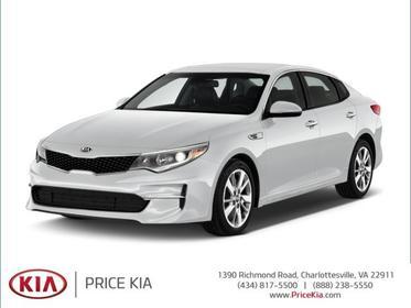 2018 Kia Optima LX 4dr Car Charlottesville VA