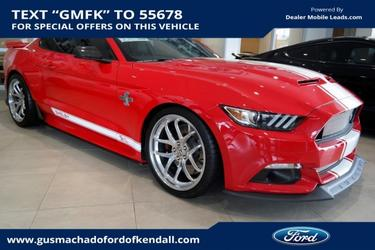 2017 Ford Mustang Shelby Super Snake GT PREMIUM 2dr Car
