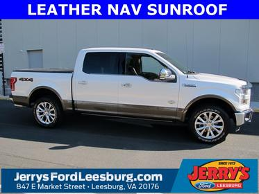 2015 Ford F-150 KING RANCH Leesburg VA